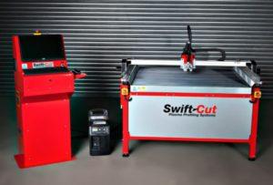 Swift-Cut Plasma Profilling