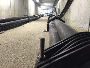 Kabelsystem mit Leiterquerschnitt 2500mm2