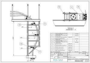 Konstruktionsauftrag Kuwait